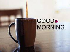 The perfect Morning Coffee GoodMorning Animated GIF for your conversation. Discover and Share the best GIFs on Tenor. Cute Good Morning Gif, Funny Good Morning Images, Good Morning Tea, Good Morning Saturday, Good Morning Picture, Morning Dew, Sunday Gif, Sunday Quotes, Montag Motivation