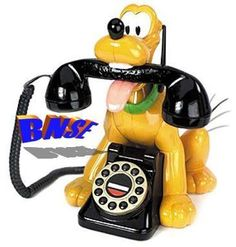 BIGFOOT DEN NOVELTY AND ANIMATED COLLECTABLE TELEPHONES FOR SALE PAGE 02