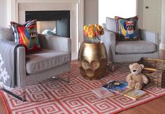 @Erika Ward on how to get the most inspiring home décor results from your web search. Via MyColortopia.com
