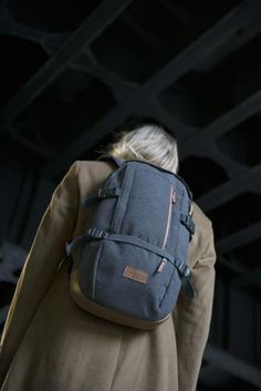Check out the Eastpak Floid Wool Backpack. Get yours now from the official online store. Free delivery and free returns.
