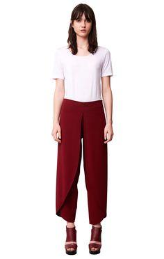 Pant Nala Crepe, , view-small Chic, Pants, Closet, Shopping, Dresses, Fashion, Shabby Chic, Gowns, Moda