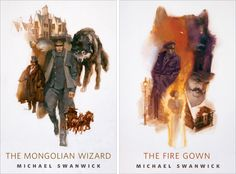 Muddy Colors: The Mongolian Wizard Series by Gregory Manchess