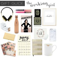 Gift Guide: The Work
