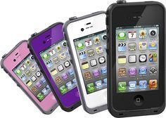 iphone waterproof case!  http://www.buycheapappleiphones.com/iphone-waterproof-cases/