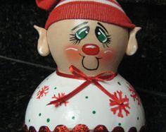 Elf Gourd Decoration
