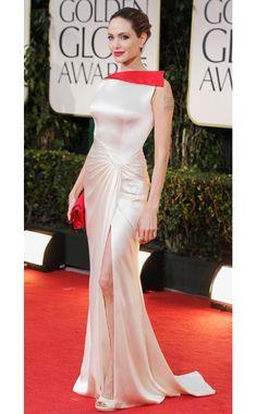 Angelina Jolie, Atelier Versace
