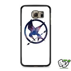 Mockingjay Galaxy The Hunger Games Samsung Galaxy S6 Case