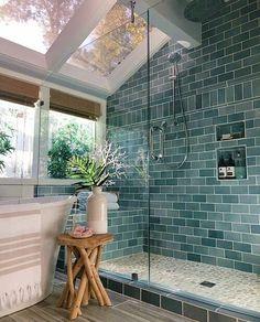 Dream Home Design, House Design, Living By Design, Loft Design, Garden Design, Beautiful Bathrooms, Dream Bathrooms, Bathroom Interior Design, Bathroom Inspiration