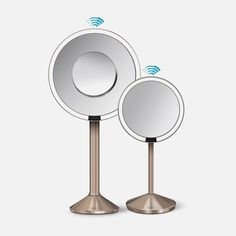 Introducing our new rose gold sensor mirrors.