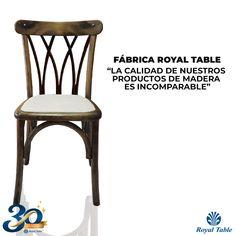 Los detalles hacen la diferencia.💯 #RoyalTable ... Busca la perfección en la fabricación y acabados de nuestro mobiliario. 😍 Siempre pensando en nuestros clientes Fabricación, distribución, renta y venta de mobiliario. Descubre lo que tenemos para ti. . . . #sillas #mesas #wood #ventademobiliarioparabanquetes #BanquetesCdmx #sillasdemadera #mesasdemadera #proveedordemobiliario #cdmx Royal Table, Stool, Furniture, Home Decor, Wood Tables, Catering Services, Decoration Home, Room Decor, Home Furnishings