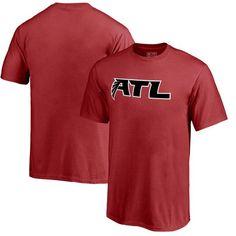 Atlanta Falcons Pro Line Youth Alternate Logo T-Shirt - Red - $19.99