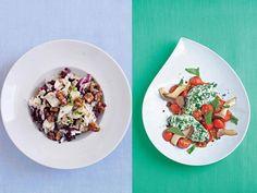 Hier finden Sie eine Auswahl an leckeren vegetarischen Rezepten der Sterneköchin Cornelia Poletto. Viele Variationen machen jedes Rezept zu etwas Besonderem.