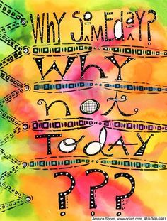 Art Journaling Prompts | Art Journal Ideas / Art Journaling-love the quote