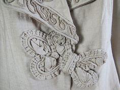 Outstanding Edwardian Jacket with Soutache & Passementerie Ornamentation c. 1905