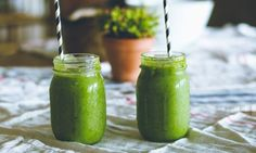 Bookmark This: The Only Formula You Need For A Perfect Green Smoothie, Every Time
