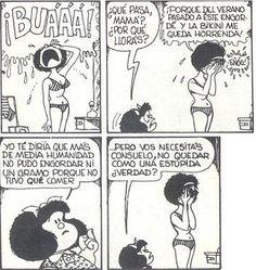 Las Inquietudes Sociológicas de Mafalda