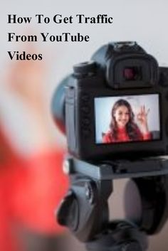 Video search makes up more than 70% of all web traffic. How can you maximize your videos  so that you get more free traffic from YouTube videos? #VideoMarketing #YouTube #OnlineMarketing