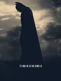 We do not need to be super heroes, But we Do have to make a stand for what is Right