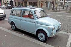 Fiat. 500 Giardiniera