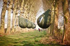 Dré Wapenaar - Tranendreef - publieksmoment 25.03.2012 | pit by Z33 art centre, Hasselt, via Flickr
