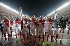 Mónaco remonta al City y se mete en cuartos de la Champions