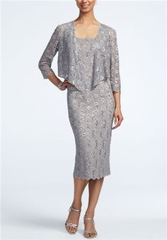 David's Bridal Mother of the Bride Style 6112611