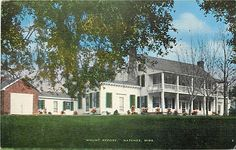 MS-NATCHEZ-MOUNT REPOSE-PLANTATION-HENRY CLAY-K12395 - bidStart (item 29160843 in Postcards... Other)