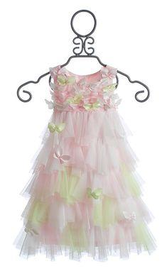 cd0c44353 Biscotti Little Girls Dress Glitter Champagne  64.50 -Beautiful! No ...
