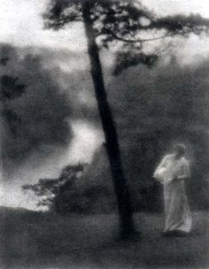 Clarence H. White - Morning 1905