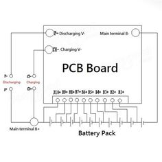 7s bms wiring diagram enthusiast wiring diagrams u2022 rh rasalibre co Lithium Ion Battery 3.7V Lithium Ion Battery Cell Diagram