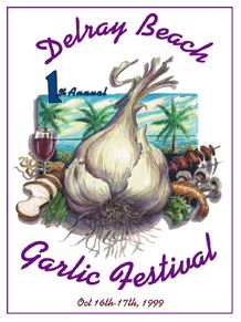 2012 Garlic Fest Poster | Past Posters (All Events) | Pinterest ...