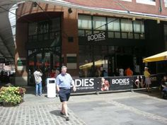 Bodies The Exhibition at Lower Manhattan's South Street Seaport #NYC #kids