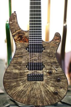 Mayones knows how to pick a good burl.