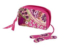 Vera Bradley Tune In Very Berry Paisley- have and is very handy