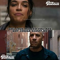 Find images and videos about movie, edit and dominic toretto on We Heart It - the app to get lost in what you love. Fast Furious Series, Fast And Furious Cast, Fate Of The Furious, Furious Movie, Dom And Letty, Fast 8, Dominic Toretto, Rip Paul Walker, Ludacris