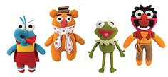 Muppet Pook-A-Looz Dolls