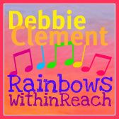 If you are a kindergarten teacher, you MUST follow Debbie Clement!  She is the queen of pinterest and travels the country to find us the best stuff around!