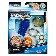 Beyblade Burst Evolution Rip Fire Starter Pack Roktavor - The light up beyblade with launcher Toys R Us, Arma Nerf, Best Accounting Software, Lego, Let It Rip, Fire Starters, Beyblade Burst, Multimedia, Evolution