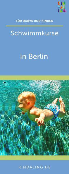 Finde den richtigen Baby-  #Kinderschwimmkurs in Berlin. Oder suchst du nach einem Seepferdchen-Schwimmkurs für dein Kind?  Schon ab der 6. Lebenswoche gibt es den ersten #Babyschwimmkurs in Berlin, sodass die Kleinen sich so früh wie möglich an das Element Wasser gewöhnen können. Mit verschiedenen Bewegungen und Spielen im Wasser lernen die Kinder schneller als gedacht das #Schwimmen und können dann das Seepferdchen-Abzeichen machen. #seepferdchen #babyschwimmen #berlin #berlinmitkind Traveling With Baby, Traveling With Children, Baby Swimming, School Holidays