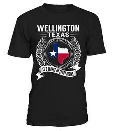 Wellington, Texas - It's Where My Story Begins #Wellington