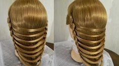 how to make hairstyle - YouTube