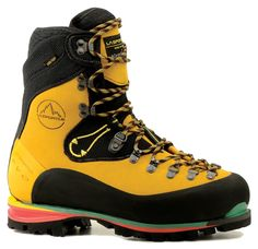 Nepal EVO GTX The best leather mountaineering boot on the market