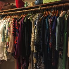 """Kondo"" closet"