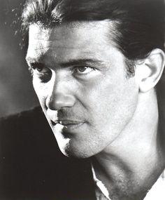 """Antonio Banderas en """"Desperado"""", 1995"""