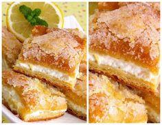 O prăjitură delicioasă, cu brânză și lămâie, din numai 5 ingrediente. Rețeta: - http://dailynews24.info/o-prajitura-delicioasa-cu-branza-si-lamaie-din-numai-5-ingrediente-reteta/