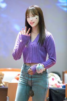 Nayeon, Korean Airport Fashion, Korean Fashion Trends, Pretty Korean Girls, Beautiful Asian Girls, Daily Fashion, Girl Fashion, Myoui Mina, Dahyun