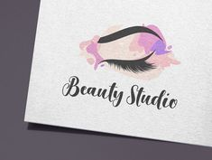 Beauty Studio Logo by IKarGraphics on @creativemarket