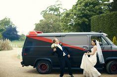 The A-Team van!