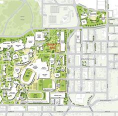 University of Cincinnati - Urban Strategies University Of Cincinnati, Urban Planning, The Neighbourhood, How To Plan, Check, Design, Maps, The Neighborhood