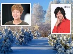 perfect combination of KHJ WITH SNOW. Winter smile Kim Hyun Joong Fortunate /TIME 3:38 - POSTED 16DEC2014